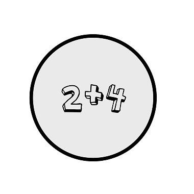 2+4 (Demo)