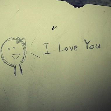 愛我只是你開的玩笑