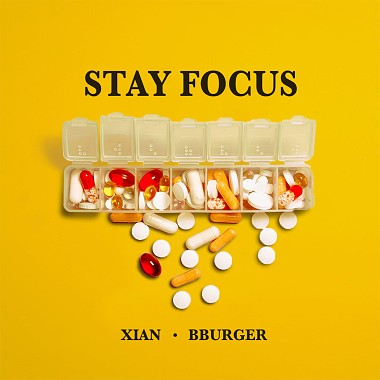 XING G - Stay Focus (Audio)