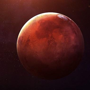 MARS 正能量星球