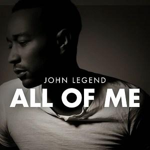 All of me - John Legend (Jeff Chiu cover)