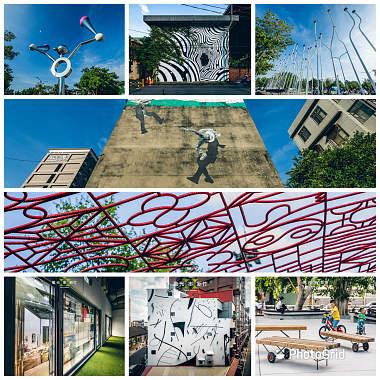 2020 風光串新竹 地景音樂地圖 - 鐵路沿線藝術計畫 -