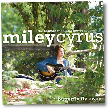Cover-Miley Cyrus-Butterfly Fly Away