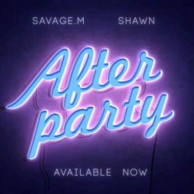 Savage.M/馬克 - After party (Official Audio) Beat by shawn