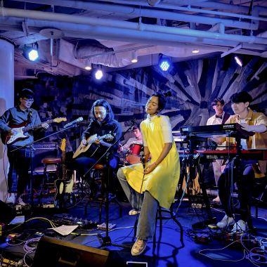 階梯的雨 (live)