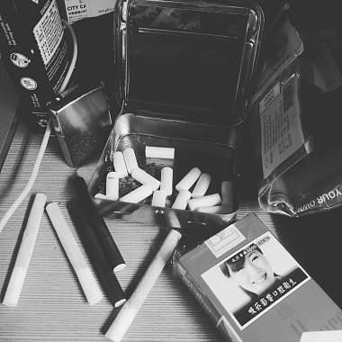 菸癮(Demo)