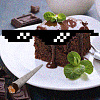 巧克力布朗尼古丁